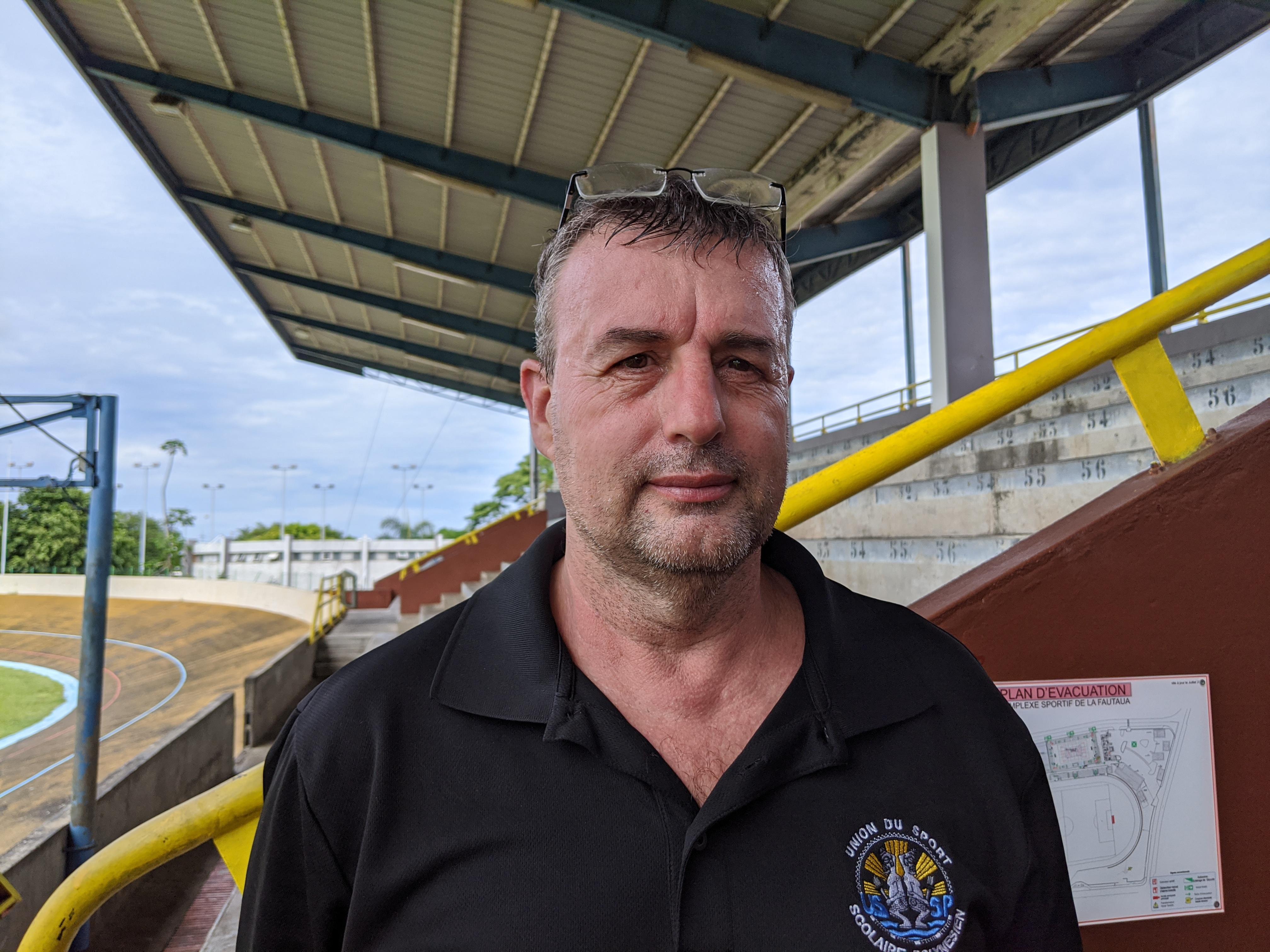 Thierry Rossi, Thierry Rossi, directeur adjoint de l'USSP.