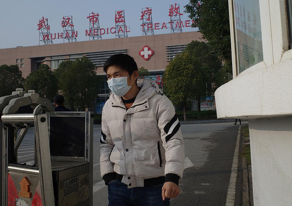 Confirmation d'un cas au Japon du nouveau virus chinois