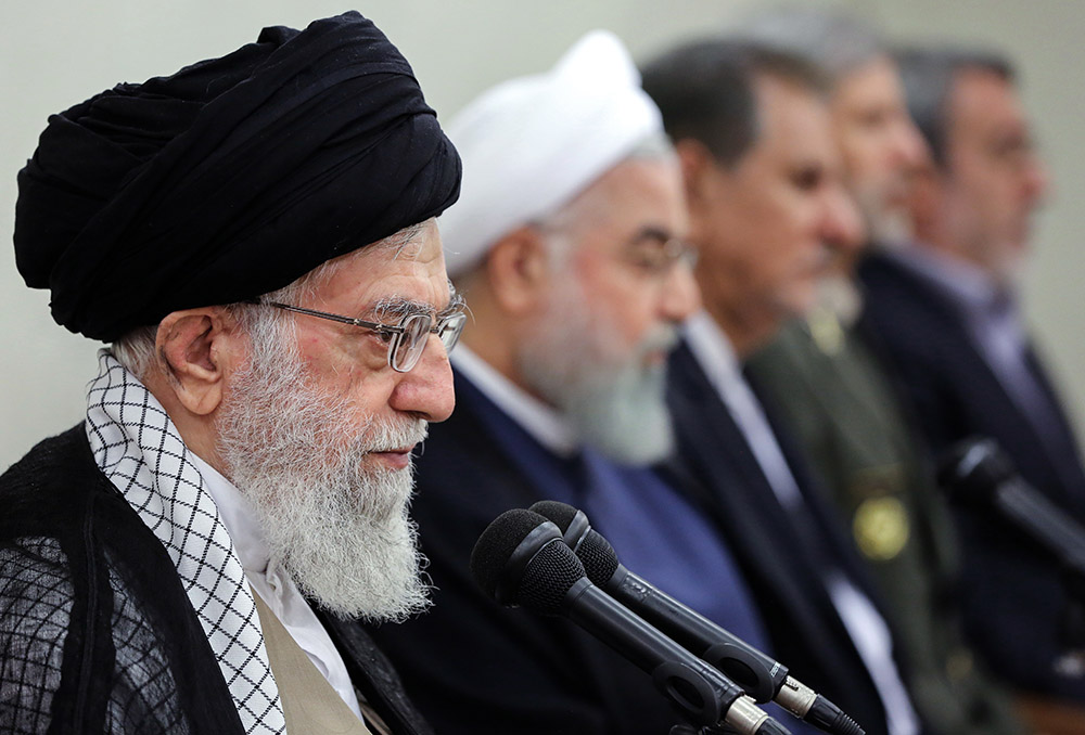 En Iran, le guide suprême discrédite les manifestations antipouvoir