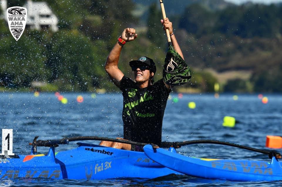 Six médailles pour Manutea Millon aux championnats de Nouvelle-Zélande