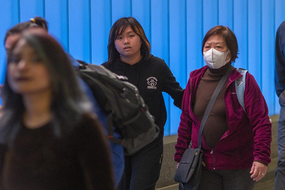 Virus chinois : premier cas à Taïwan