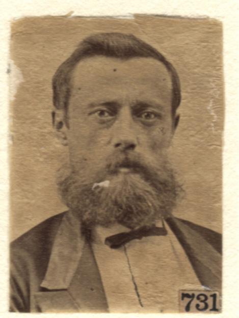 Un portrait de John Bates Thurston, l'homme qui sauva Fidji du Ku Klux Klan.