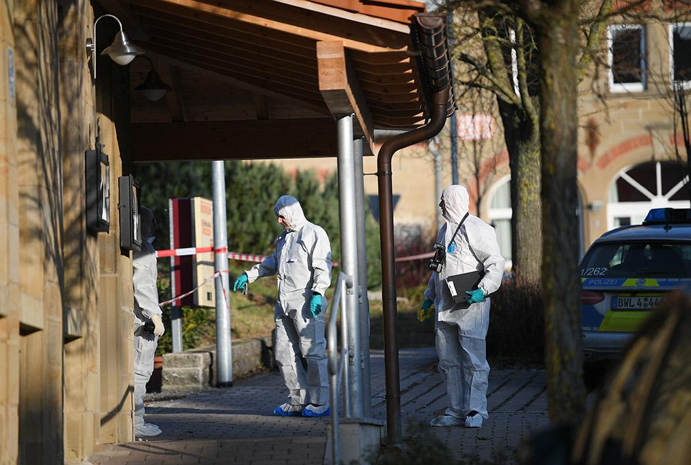 Six morts dans une fusillade en Allemagne