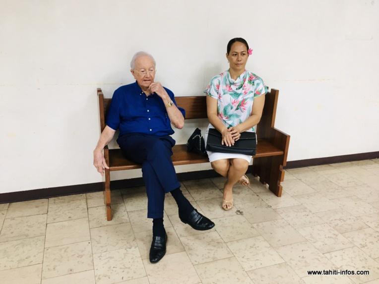 Le tribunal refuse l'inscription de Flosse à Papeete