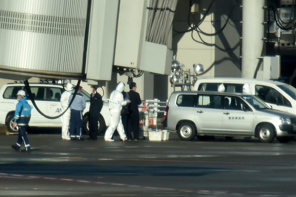 Virus chinois: 206 Japonais évacués de Wuhan arrivés à Tokyo, plusieurs hospitalisations