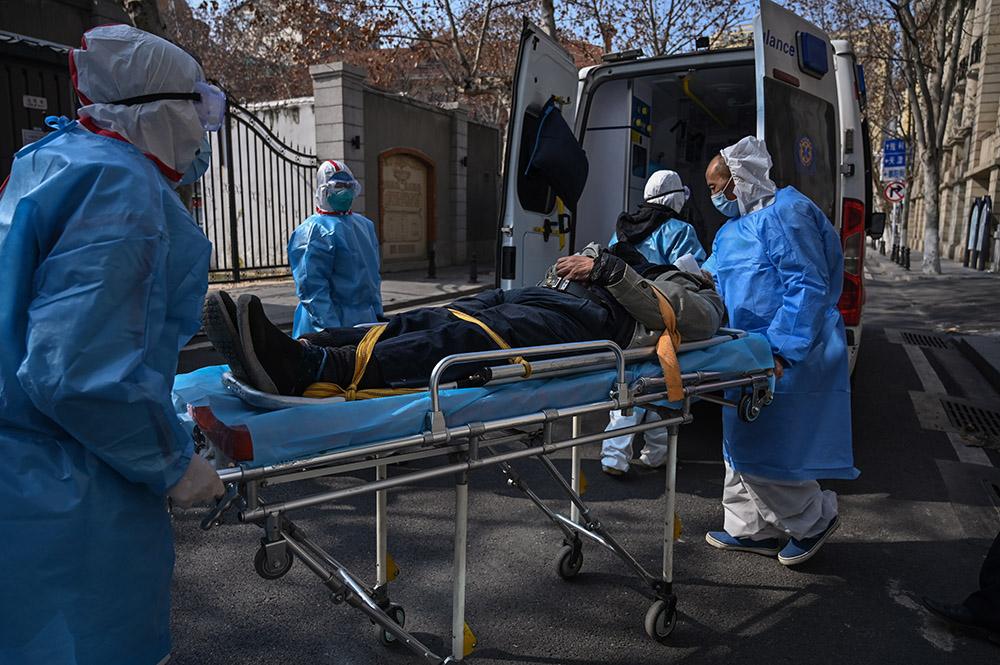 Virus en Chine: pic de décès, évacuation immente de Français