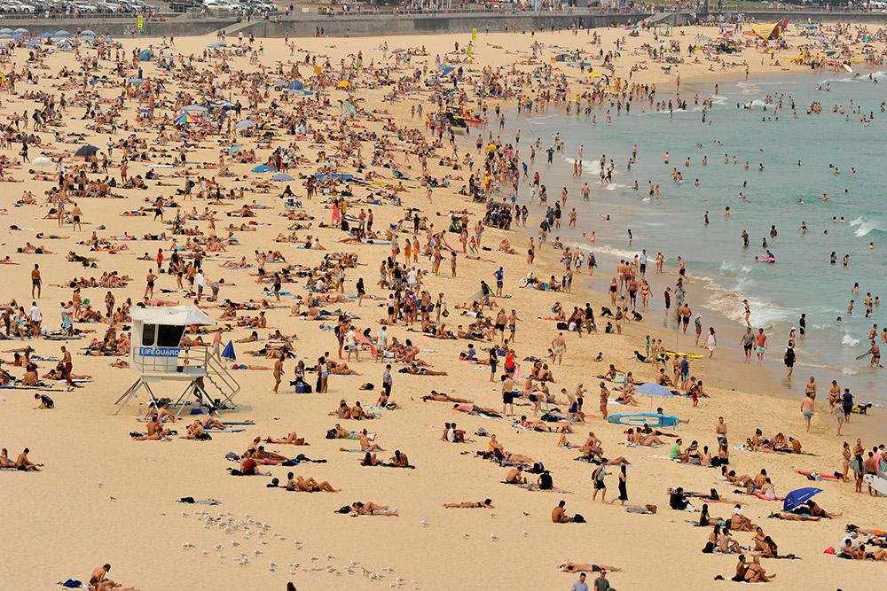 Feux de forêt: une nouvelle vague de chaleur s'abat sur l'Australie