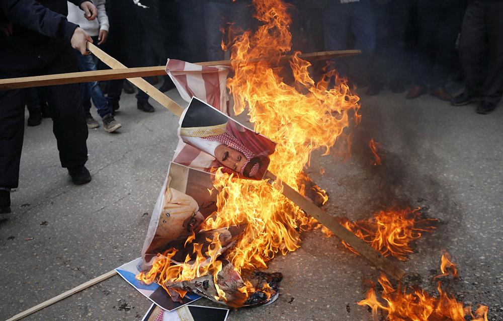 Israël laisse planer le doute sur les annexions préconisées par le plan américain