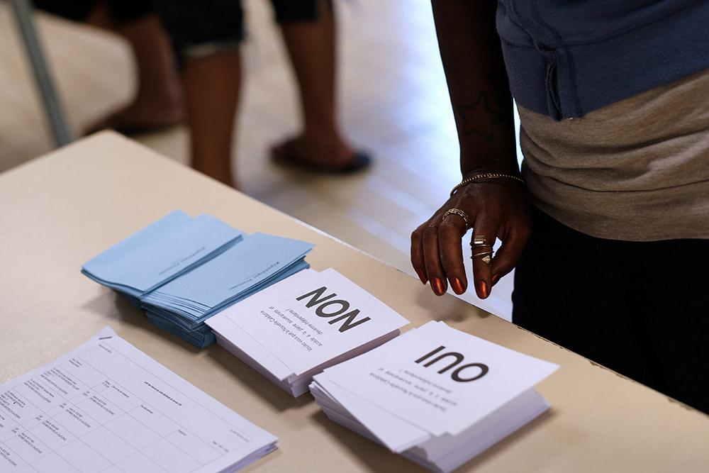 N-Calédonie/référendum: les députés rejettent l'inscription d'office sur la liste électorale