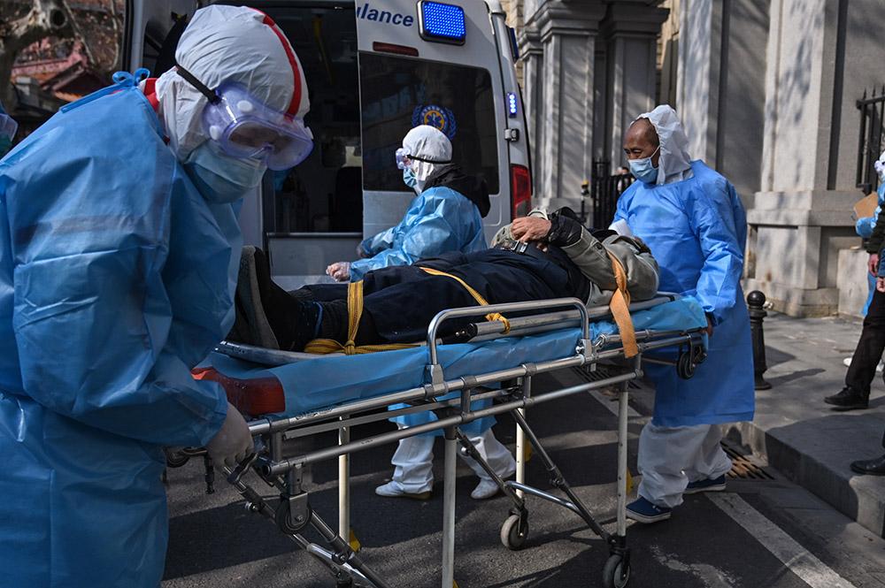 Chine: le coronavirus a tué plus que le Sras, Pékin a besoin de masques