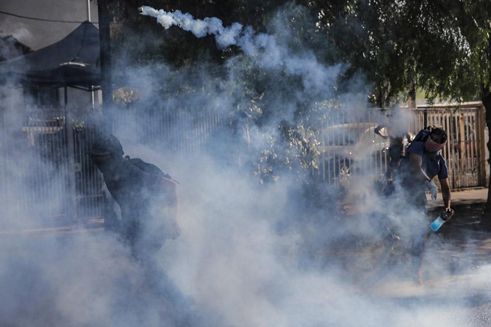 Chili: un jeune abattu, quatrième mort en trois jours de violences