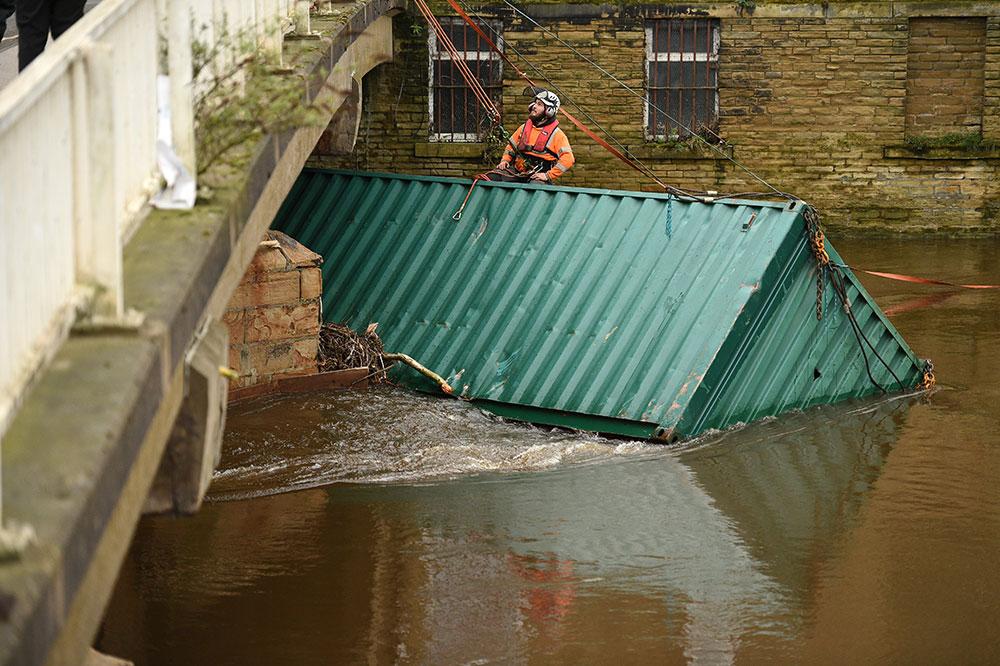 La tempête Ciara fait plusieurs morts en Europe