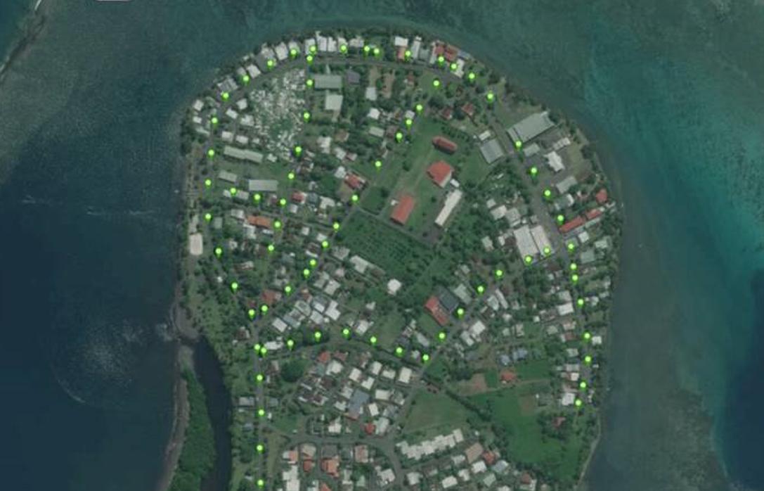 Taiarapu-Est e-lluminée