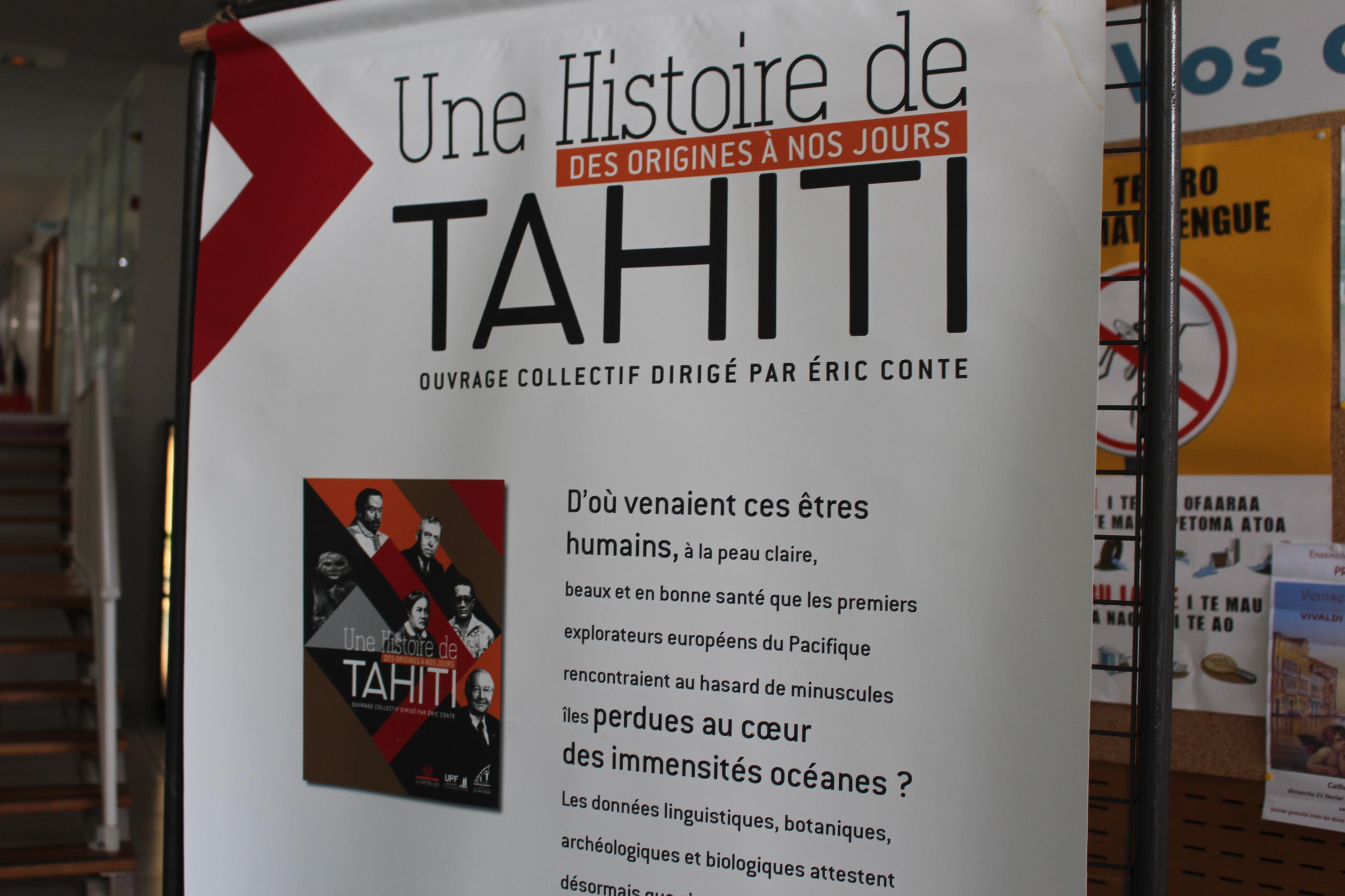 Une histoire de Tahiti grand format