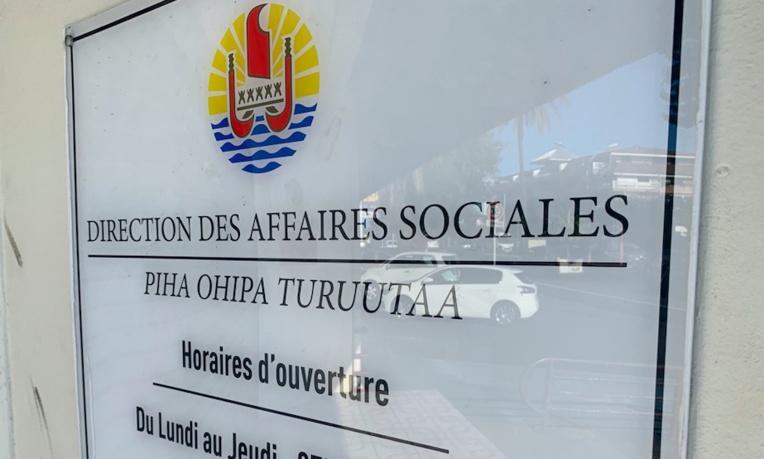 La grève effective aux affaires sociales