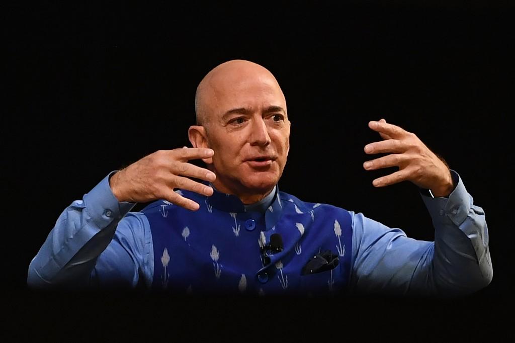 Bezos achète une propriété à Los Angeles pour 165 millions de dollars