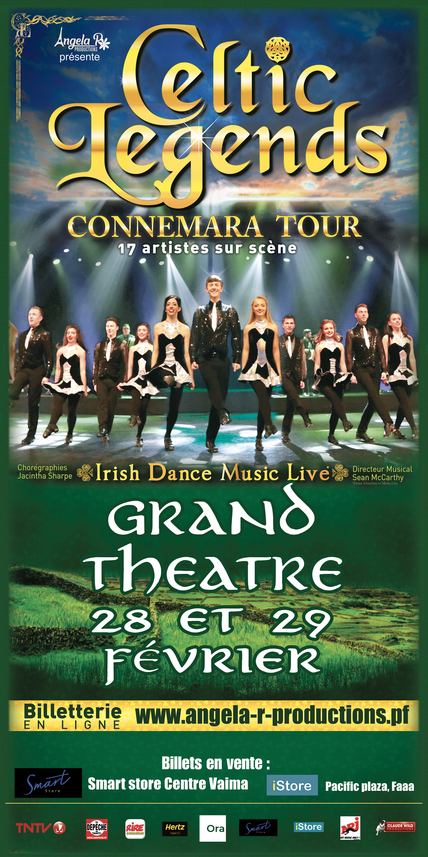 L'Eire dansant de Celtic Legends