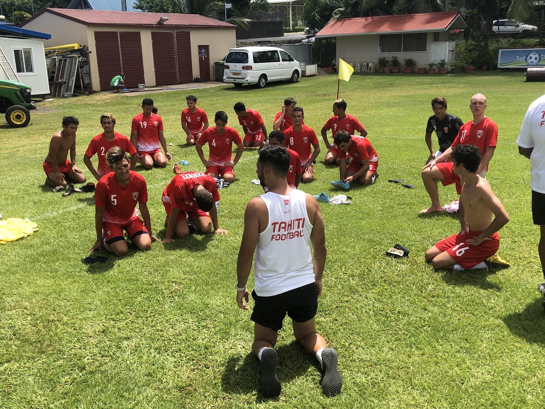 23 joueurs ont été convoqués par Bruno Tehaamoana, le sélectionneur des U19, pour ce quatrième regroupement.