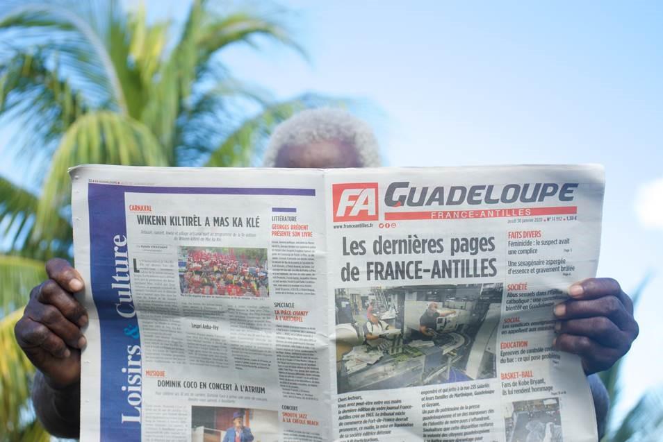 France-Antilles: audience au tribunal pour permettre une offre de reprise de Xavier Niel