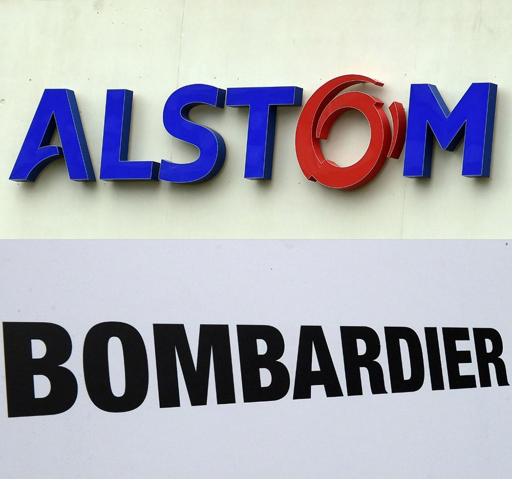 Alstom veut racheter Bombardier Transport pour environ 6 milliards d'euros