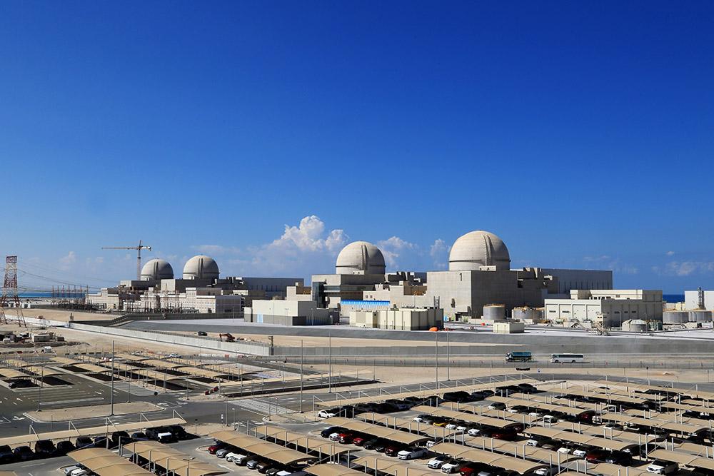 Emirats : feu vert à l'exploitation de la première centrale nucléaire arabe