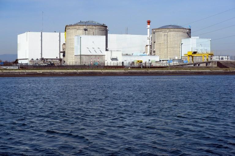 Début de la fin pour la centrale de Fessenheim samedi, après des années de remous