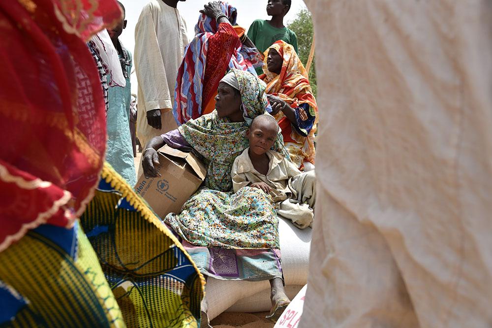 Niger: trois millions de personnes, en majorité des enfants, touchées par des crises humanitaires