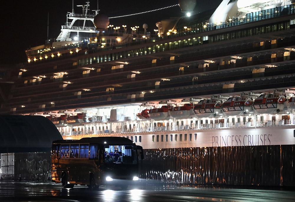 Japon: décès de deux passagers du paquebot porteurs du coronavirus