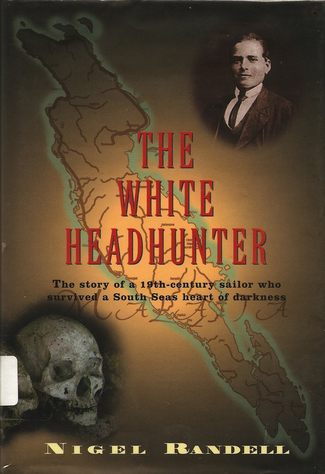 Le livre de Nigel Randell consacré à Jack Renton.