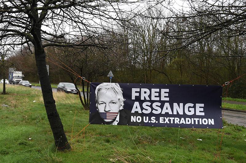 Les Etats-Unis reprochent à Assange d'avoir mis des sources en danger