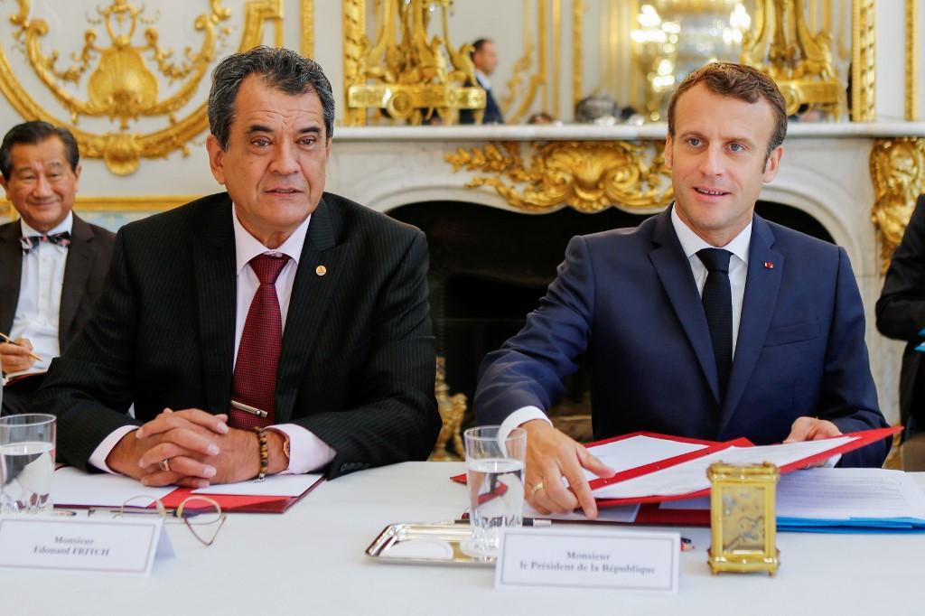 La visite de Macron se précise