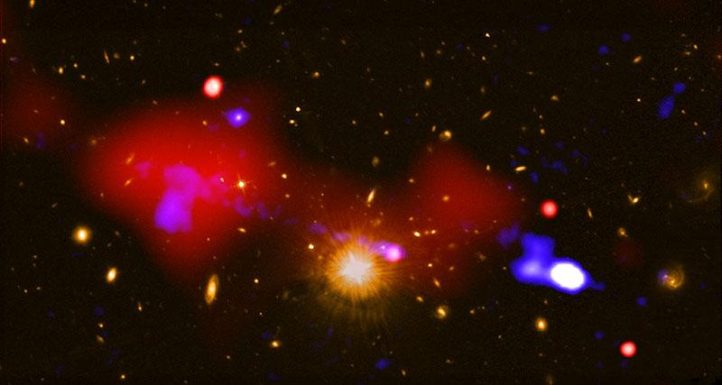 Les astronomes ont besoin d'aide du public pour traquer les trous noirs