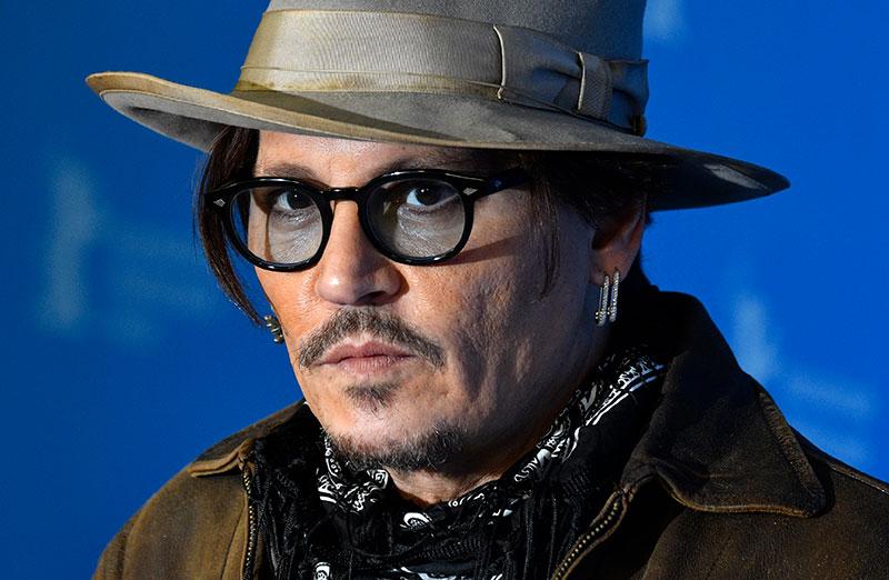 Apparition surprise de Johnny Depp à un procès en diffamation à Londres