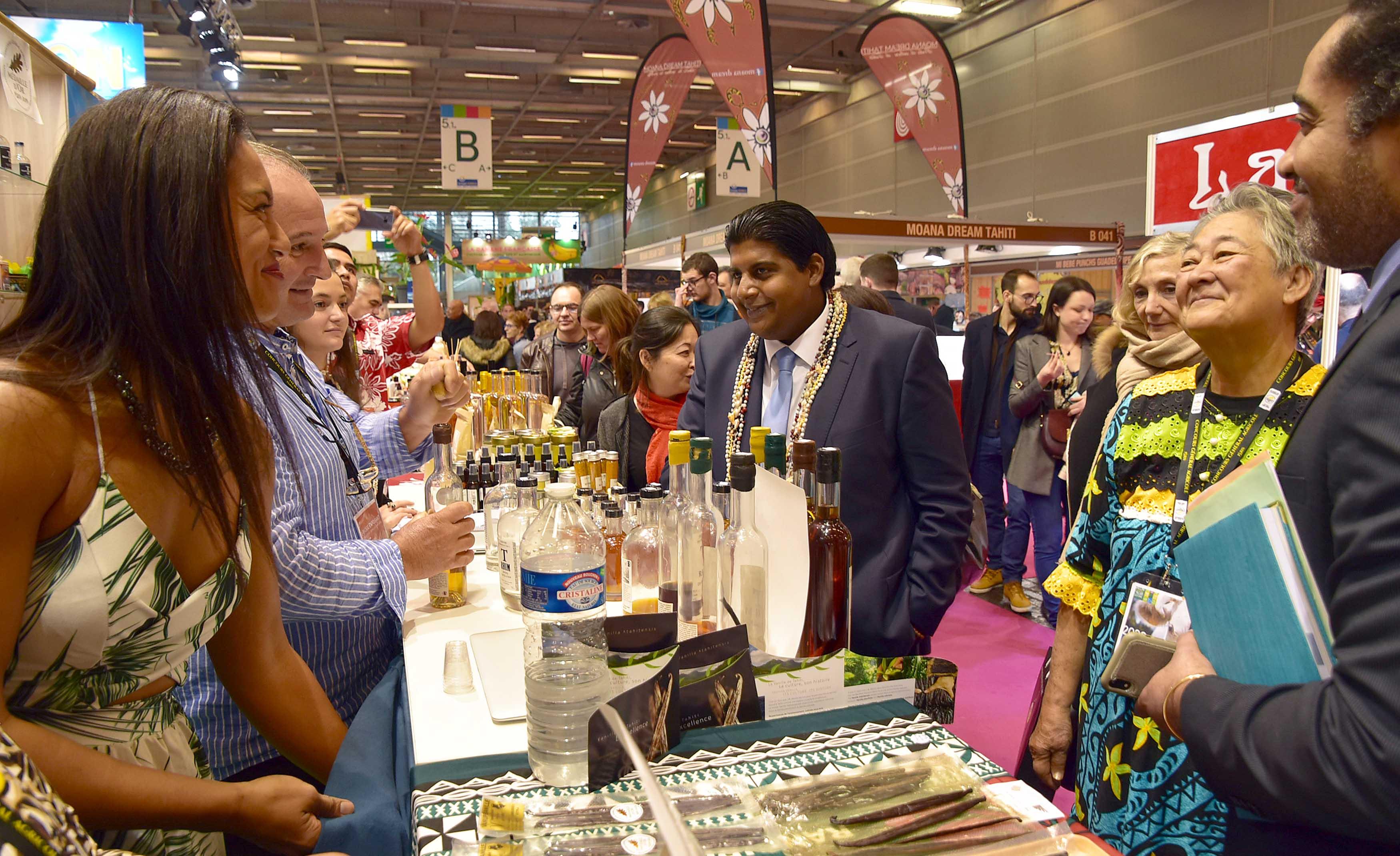 """Bilan """"très positif"""" pour le fenua au Salon international de l'agriculture"""