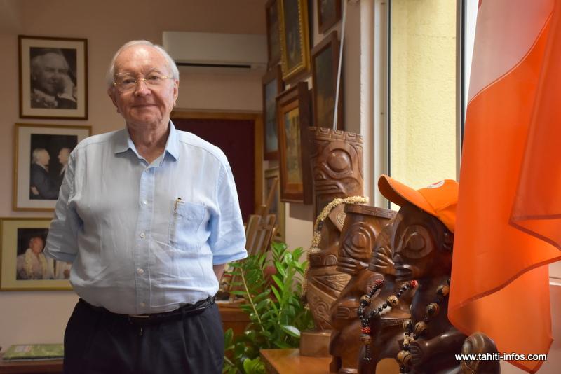 Flosse joue ses dernières cartes pour Papeete