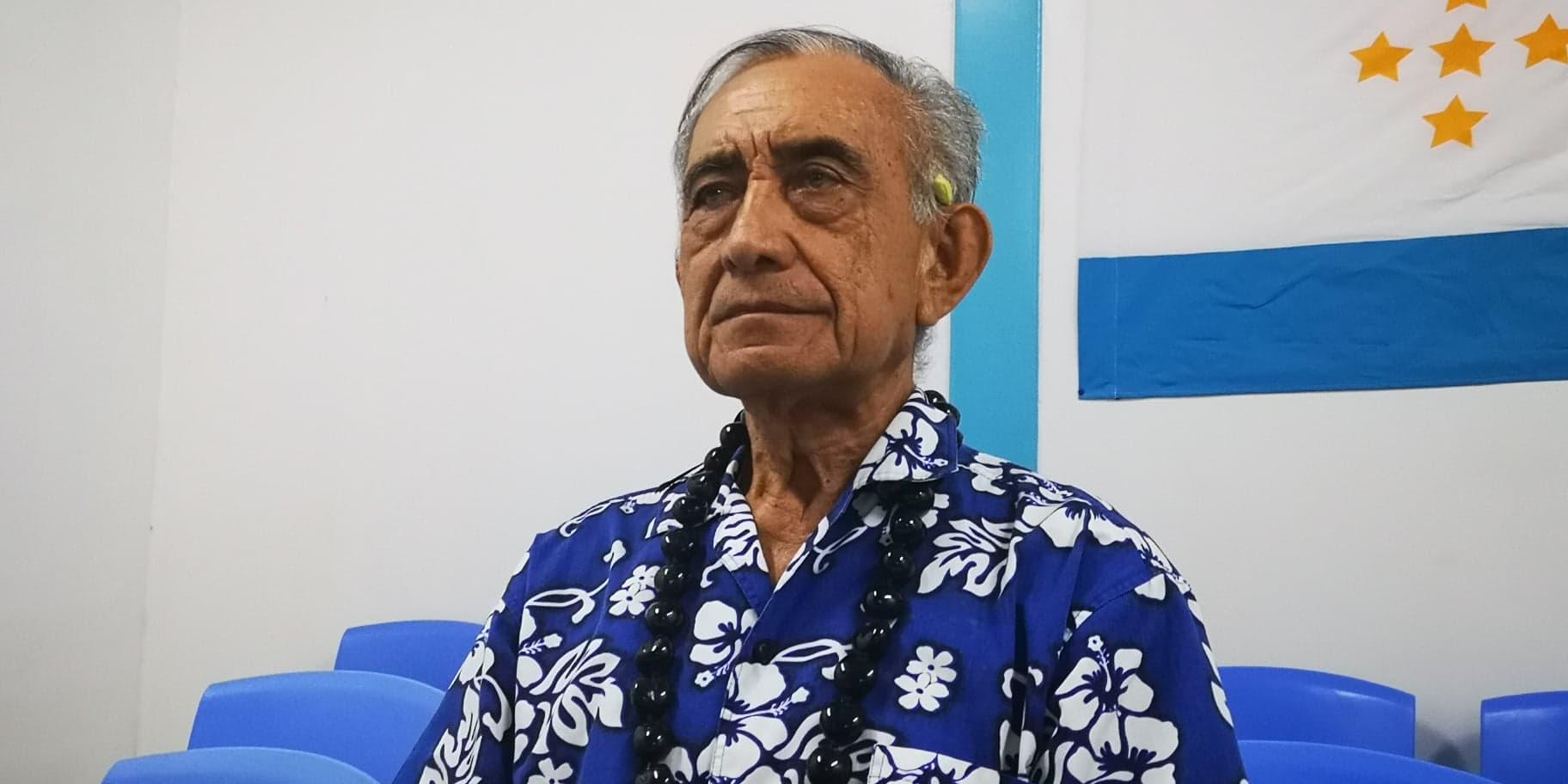 Oscar Temaru propose le jeûne contre le coronavirus