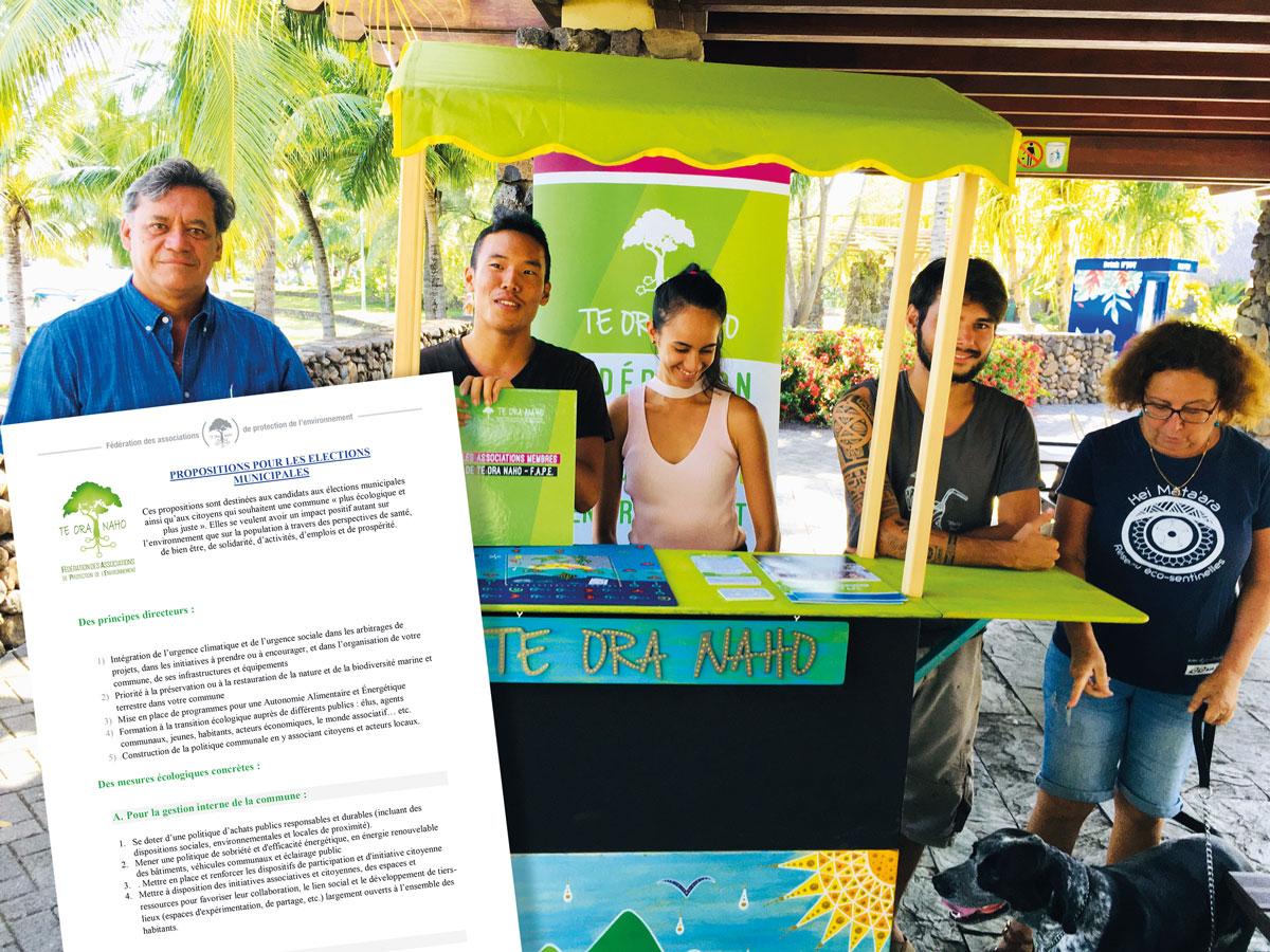 Municipales : L'interpellation verte de la Fape aux candidats