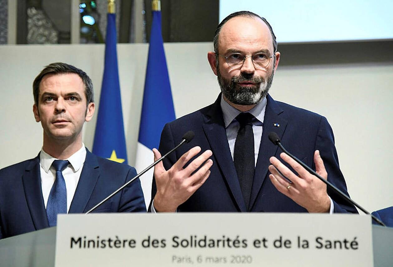 Edouard Philippe, ce vendredi 6 mars. | AFP / BERTRAND GUAY