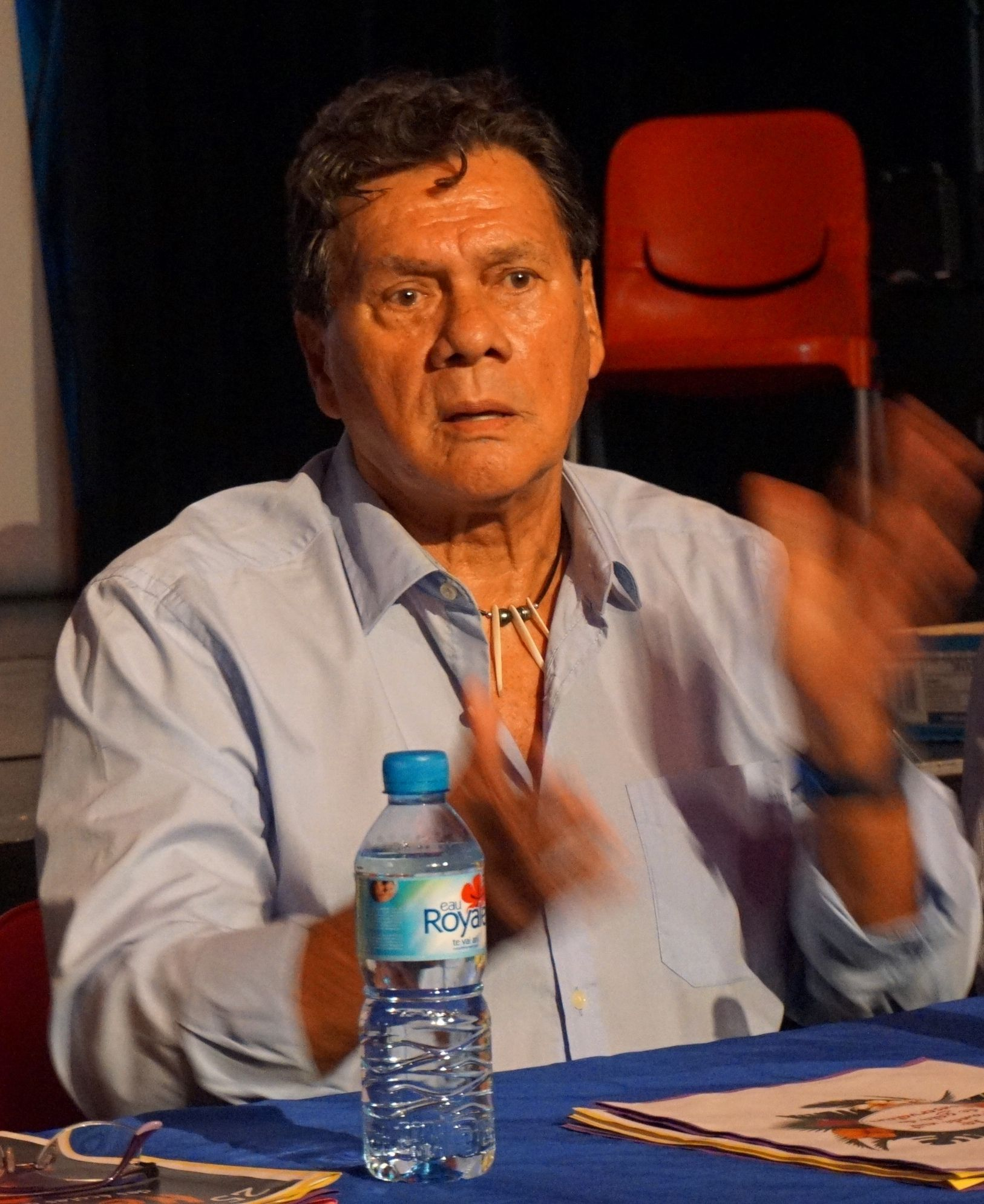 John Mairai.