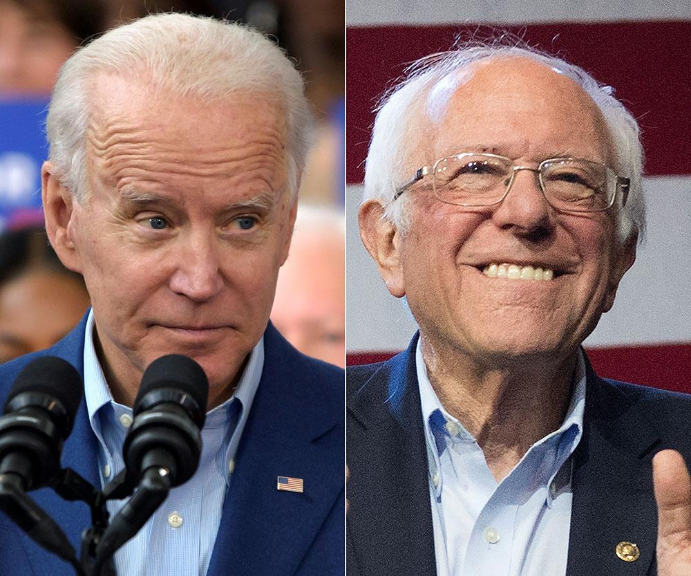 Primaires démocrates: Biden loin devant, Sanders va s'exprimer