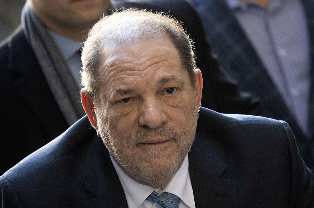 Harvey Weinstein condamné à une lourde peine de 23 ans de prison