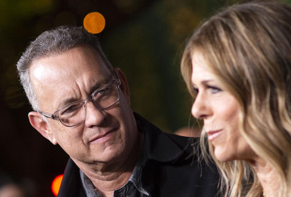 Tom Hanks atteint du coronavirus et hospitalisé en Australie