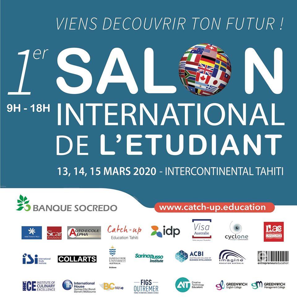 Le premier Salon international de l'étudiant ouvre ses portes demain