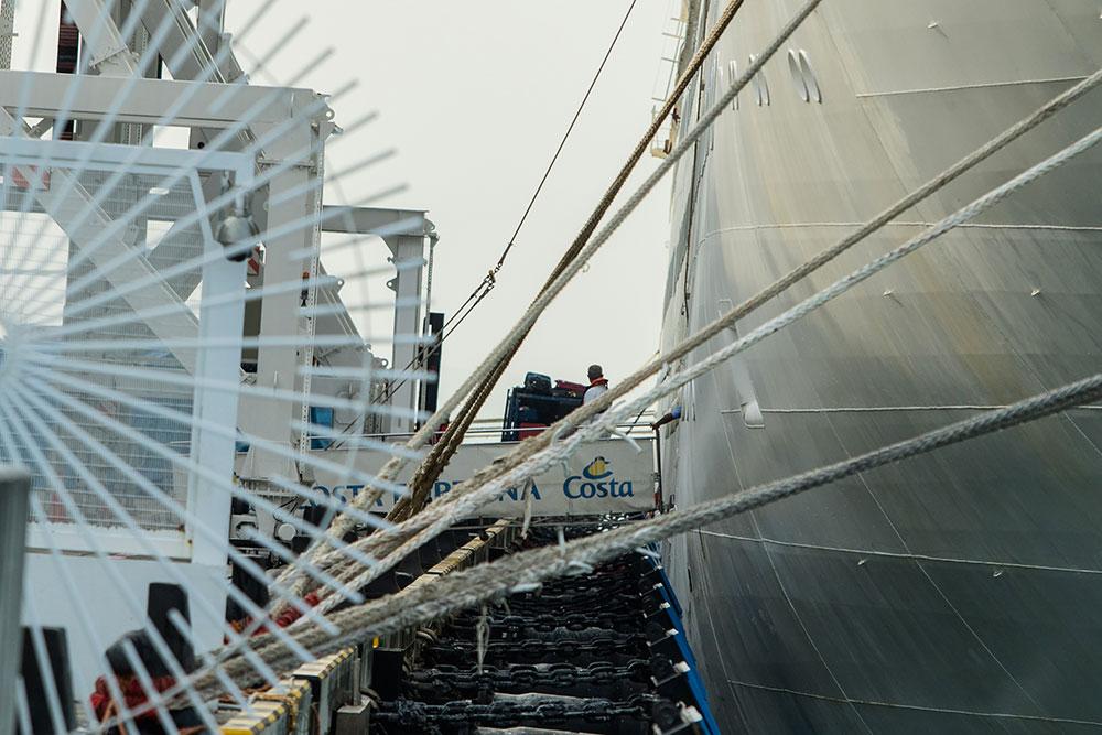 Martinique: deux cas de coronavirus sur un navire de croisière