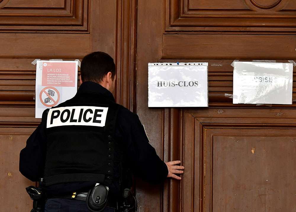 Coronavirus: environ 600 policiers confinés