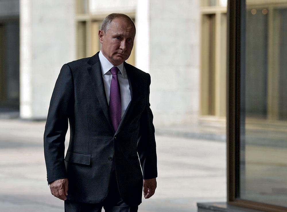 La Cour constitutionnelle russe approuve la réforme de Poutine