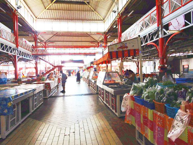 Le marché de Papeete sera fermé les dimanches