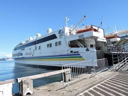 Une attestation pour prendre le bateau entre Tahiti et Moorea