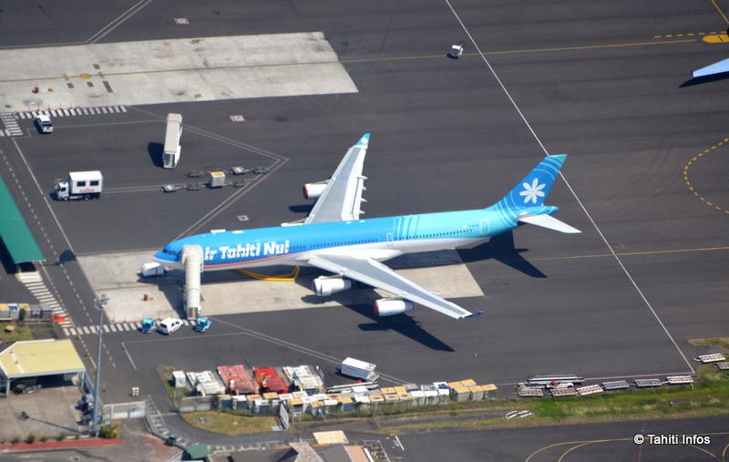 Air Tahiti Nui : Plus de vol dès samedi prochain