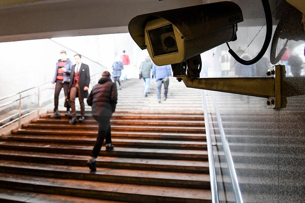 A Moscou, 100.000 caméras surveillent les confinés. Et tous les autres